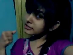 Bangla desi +18 Cutie Proud for her BF's huge pecker