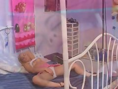 Angry Slutty mom Punish Her Alluring Babysitter