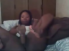 ebony gal squirt in her our face