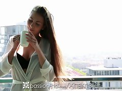 HD Passion-HD - Sensuous Hotel sex with sexual Connie Carter