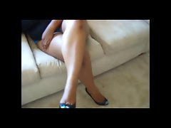 Luscious Lustful ebony Legs