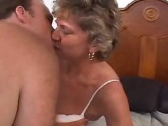 german curly granny mommy butthole intrusion