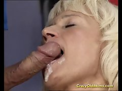 muscle momma loves attractive facial