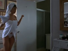 Demi Moore Dancing Around Nude in Her Apartment