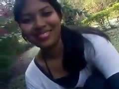 Sexual Seductive indian college lady first time showing her succulent hooters