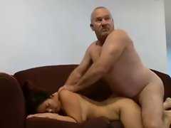 Attractive mature Man Shags His Female