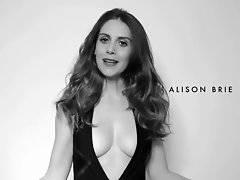 Alison Brie - GQ Mexico photoshoot
