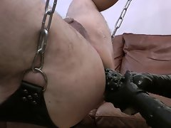 Screwing hubby in our new Sling Part 2