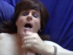Maria Satin - Raunchy Married woman Part 9