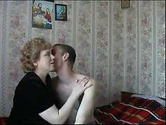 Sensual russian cheating wife with cam