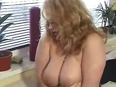 Sensual german Cute bbw aged fingered and banged