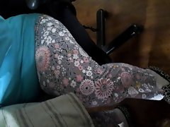 spying on my not slutty mom in laws thighs pt.14