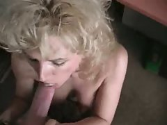 sensual tempting blonde licks her teacher
