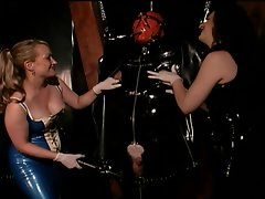 Trapped In Latex