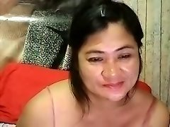 Filipina Mommy making me cum