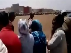 Wild fellow touching prick on the arabic muslim wenches