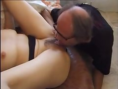 Alluring amateur couple Sex