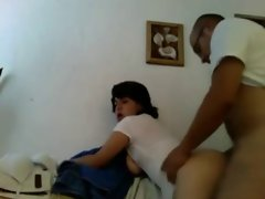 Latino couple - amateur