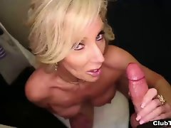 Big titted Mummy Sensuous Point of view Handjob