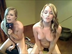 Webcam 2 blondies moaning rough masturbating with sexual toy