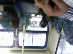 flashing bus public 44