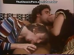 Candida Royalle, Ange Tufts, John Gregory in classic fuck
