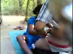 Desi randy indian randi banged outdoor