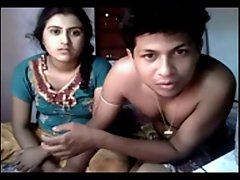 Desi Couple Homemade Shagging