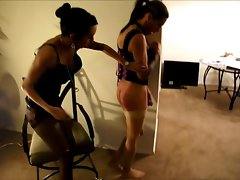 Angelica Marie Rios Gets Disciplined