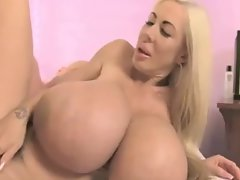 Blondie Bimbo Filthy bitch Elizabeth Starr Shagging