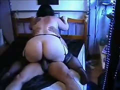 Alluring Obese Obese online fuck friend loves riding my prick