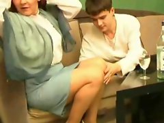 slutty mom banging not her young man