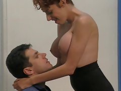 Sensual anal To Short Red Hair Secretary