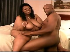 Mega Lustful ebony SSBBW Gets Screwed I
