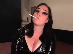 Chesty English Smoking in PVC