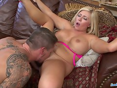 Heidi Hollywood returns for a big mouthful