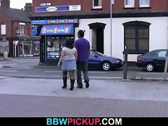 Heavy picked up and banged by black dude