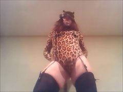 CD leopard lapdance and tribute