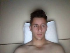 Slovenian 18 years old Str8 Young man With Athletic Filthy Bum And Gorgeous Dick