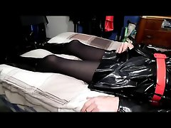 Crossdressing in Pvc 2