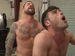 Rocco Steele Is The Best Daddy Extremely large dick DADDY COMPILATION
