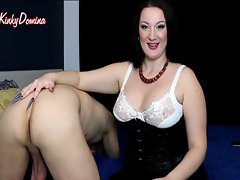 Spanking and Milking