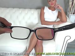 Mea Melone & photographer without strong throbbing dick