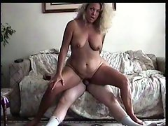 ANDRA THE SEX CRAZED Cougar RIDING MY Penis