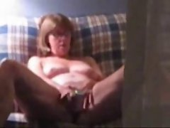 Spying my stepmom masturbating. Through window in court yard