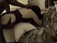 Dirty wife cuckolds husband