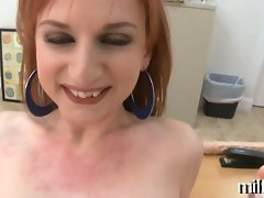 Alluring mum loves rough drilling segment 2