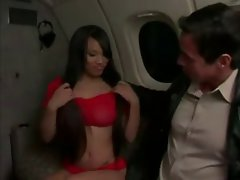 Lucy Thai Plane Fuck
