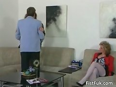 Wild trio sex episode full video