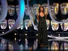 Halle Berry Brings her Knockers to the Baftas